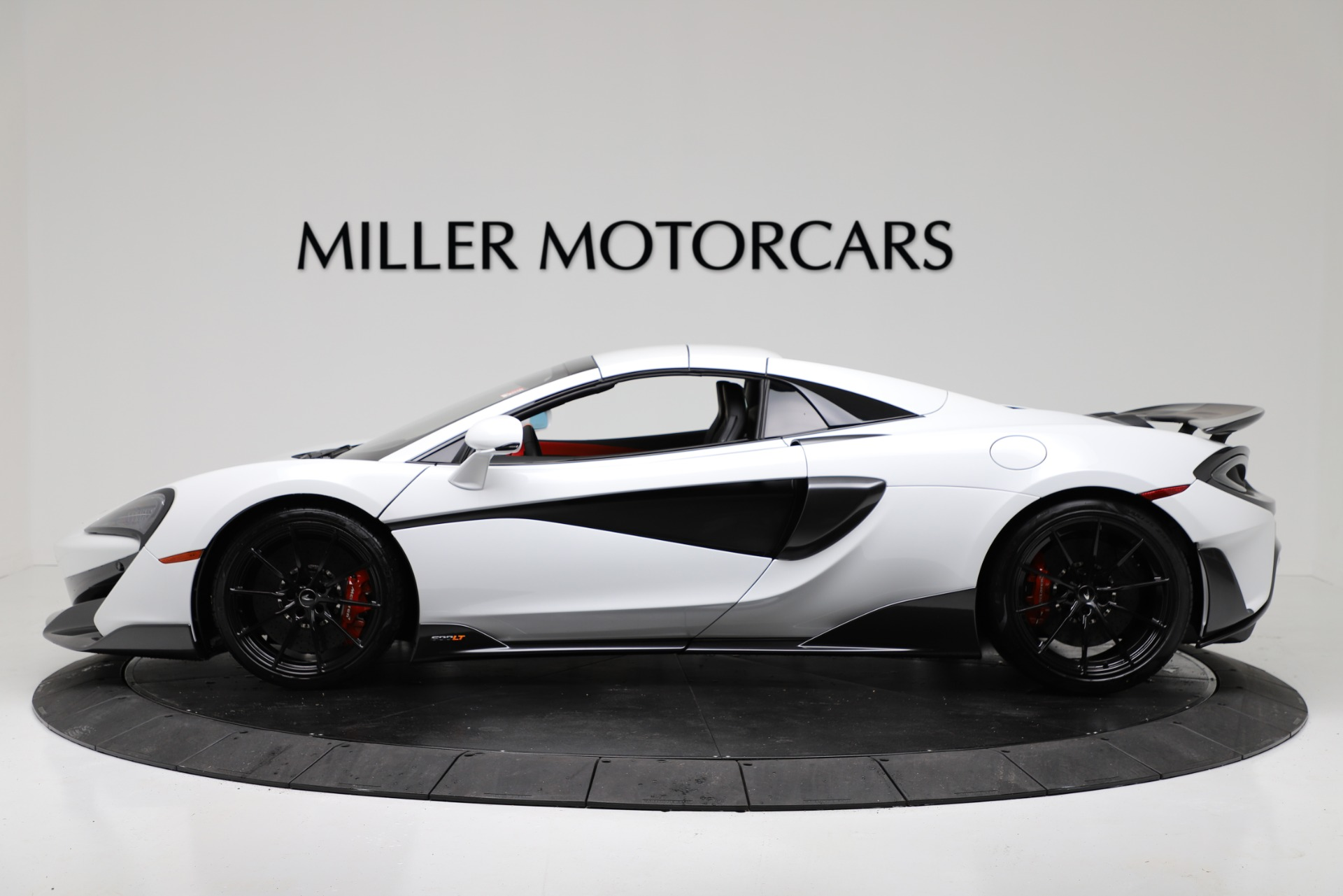 New 2020 McLaren 600LT Spider For Sale In Greenwich, CT 3314_p14