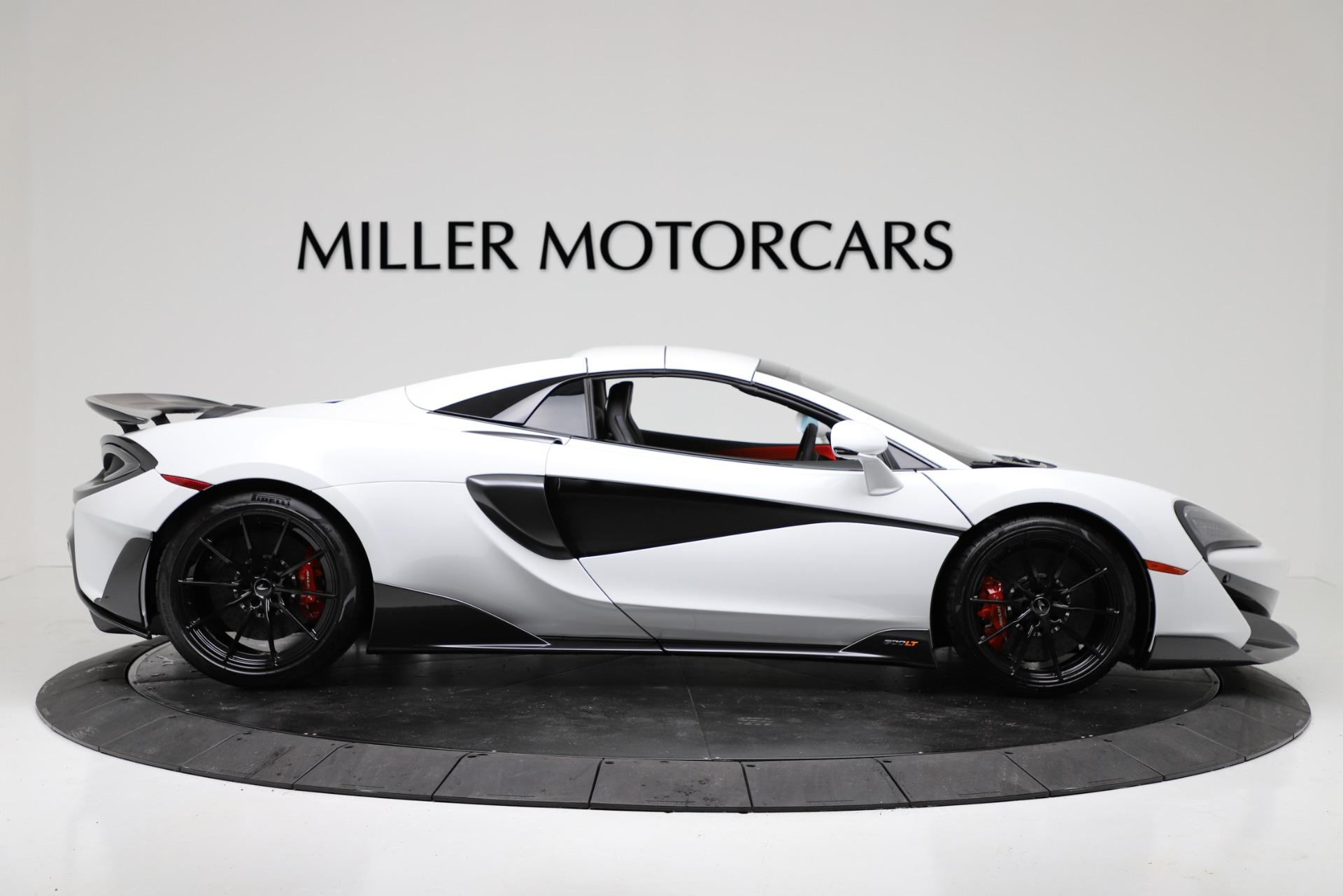 New 2020 McLaren 600LT Spider For Sale In Greenwich, CT 3314_p17