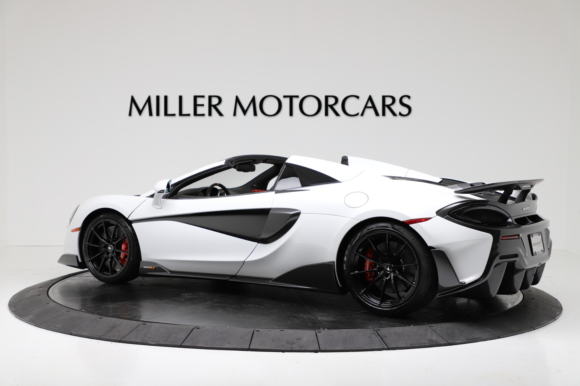 New 2020 McLaren 600LT Spider For Sale In Greenwich, CT 3314_p4