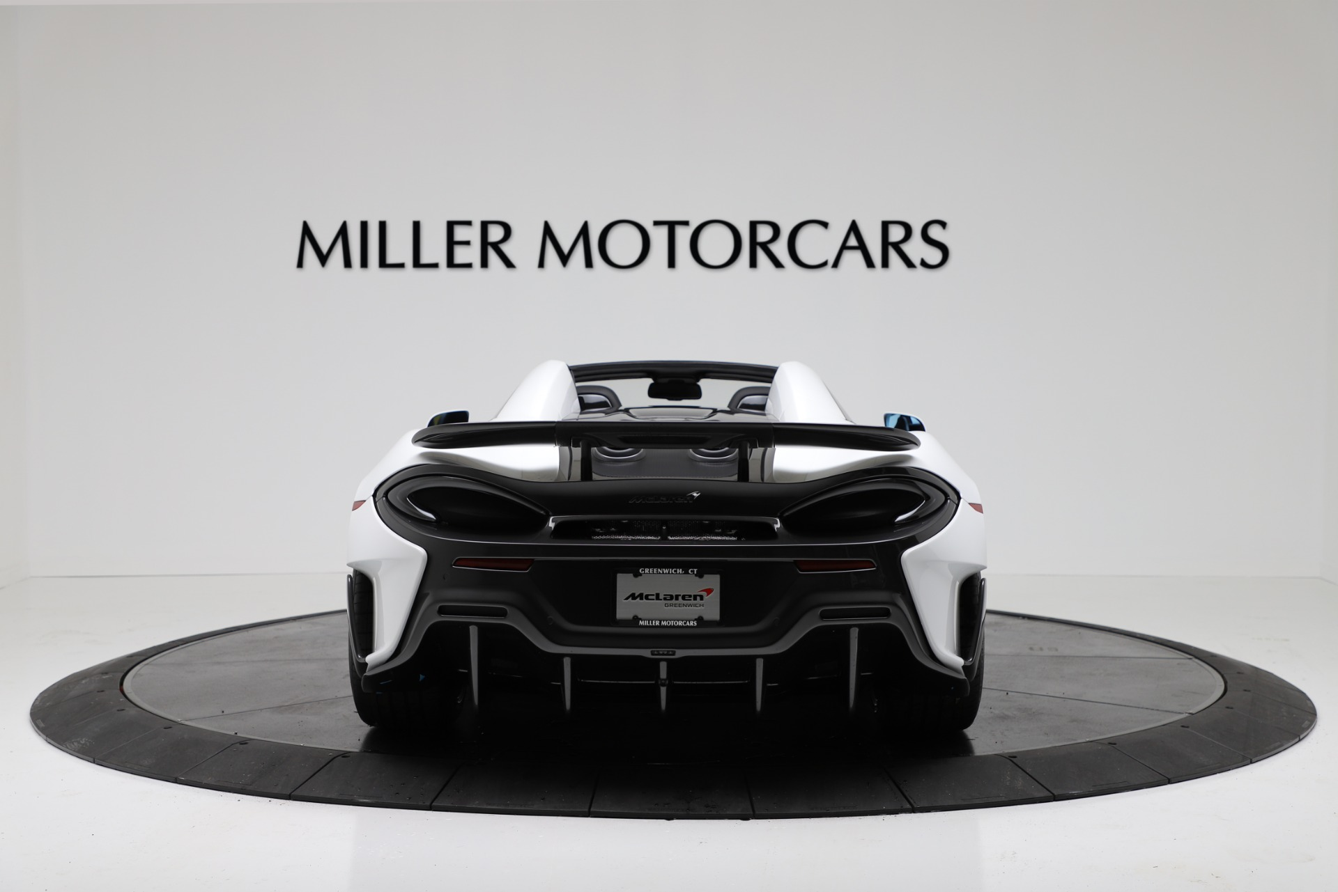 New 2020 McLaren 600LT Spider For Sale In Greenwich, CT 3314_p6