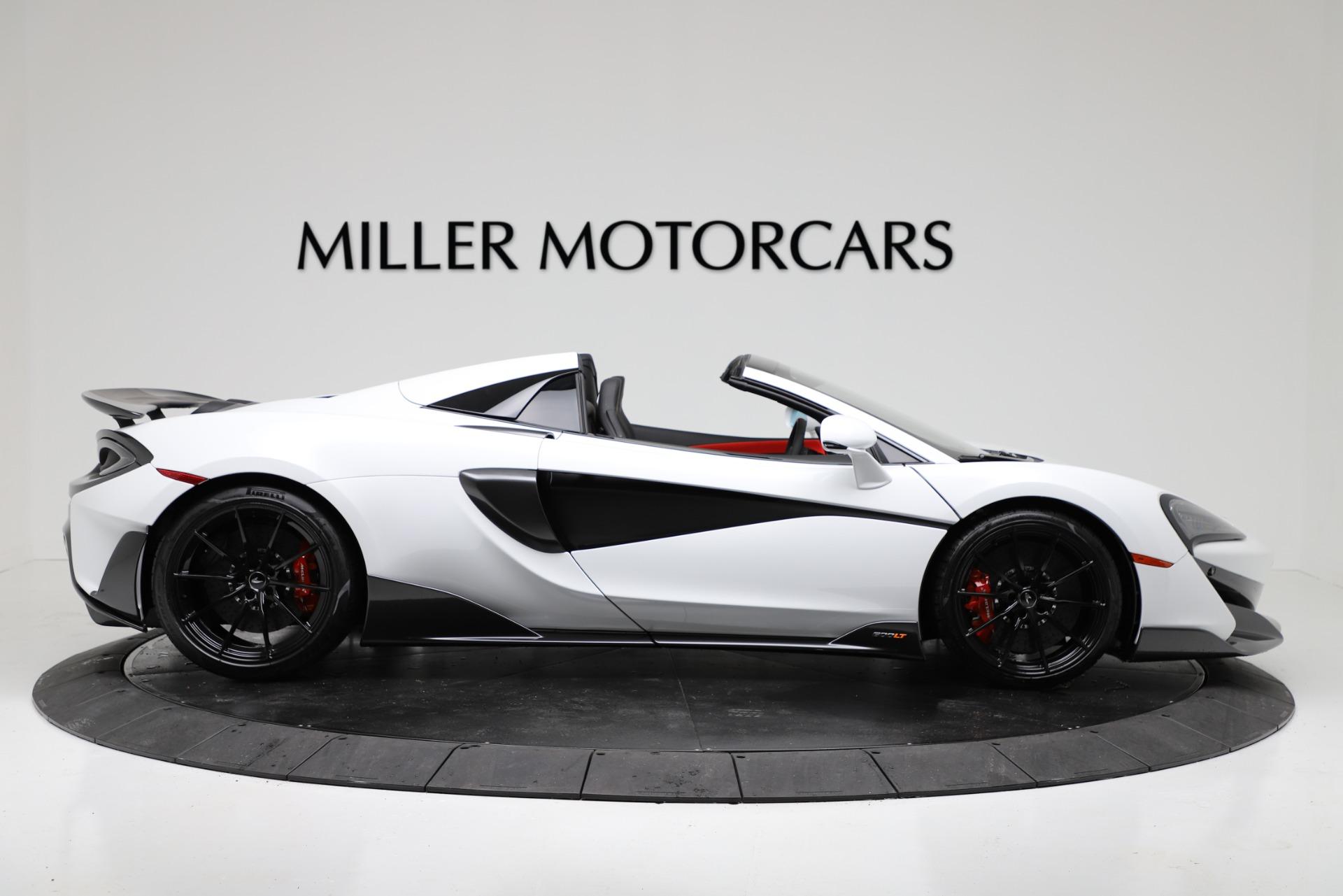 New 2020 McLaren 600LT Spider For Sale In Greenwich, CT 3314_p9