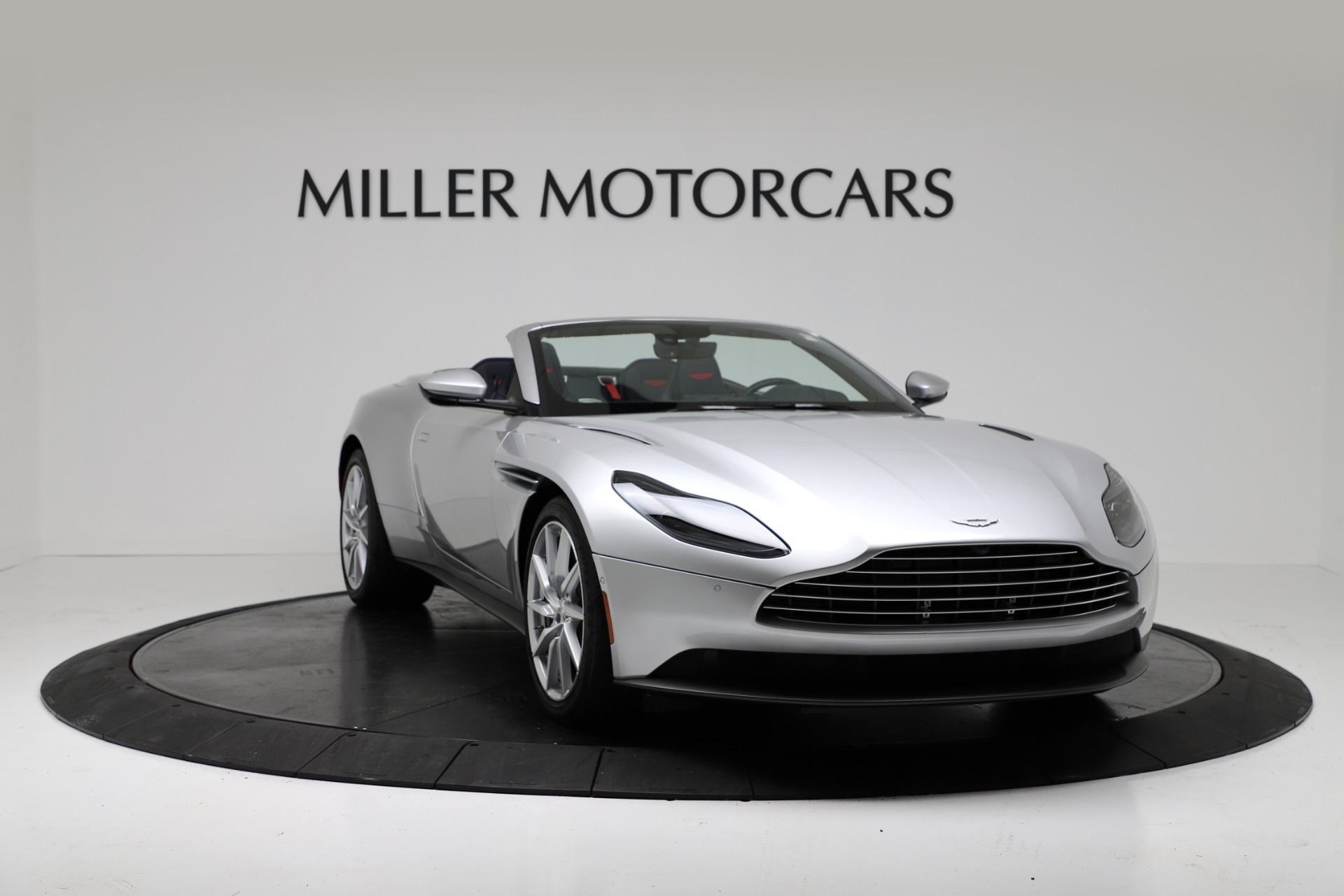 New 2019 Aston Martin DB11 V8 Convertible For Sale In Greenwich, CT 3316_p11