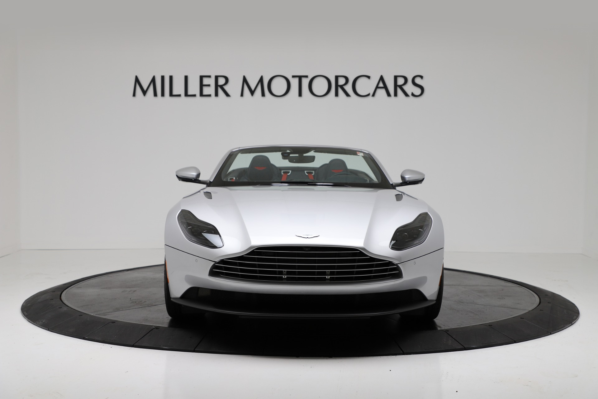 New 2019 Aston Martin DB11 V8 Convertible For Sale In Greenwich, CT 3316_p12