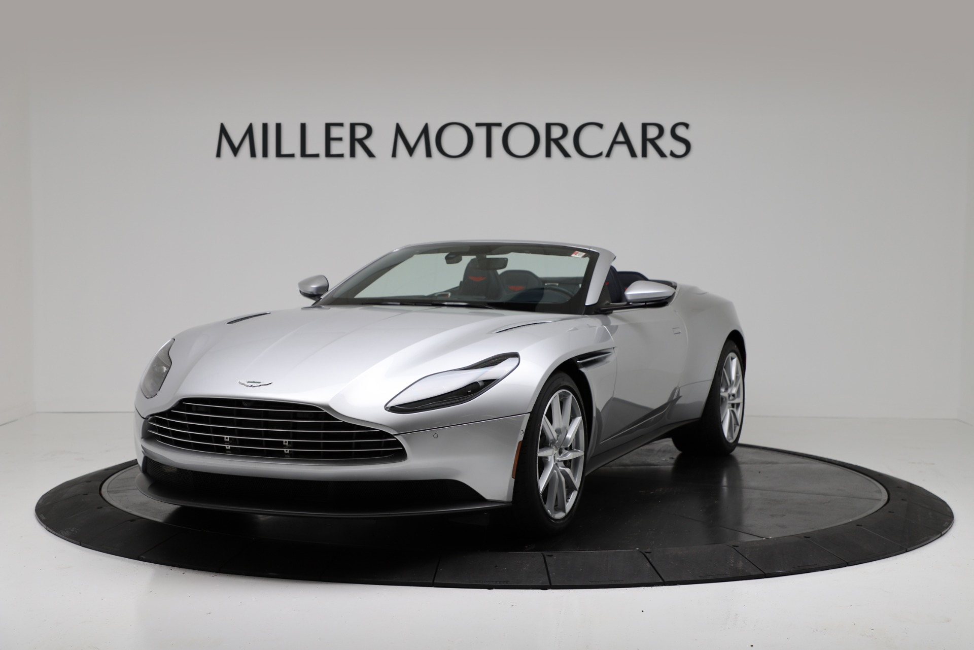 New 2019 Aston Martin DB11 V8 Convertible For Sale In Greenwich, CT 3316_p2