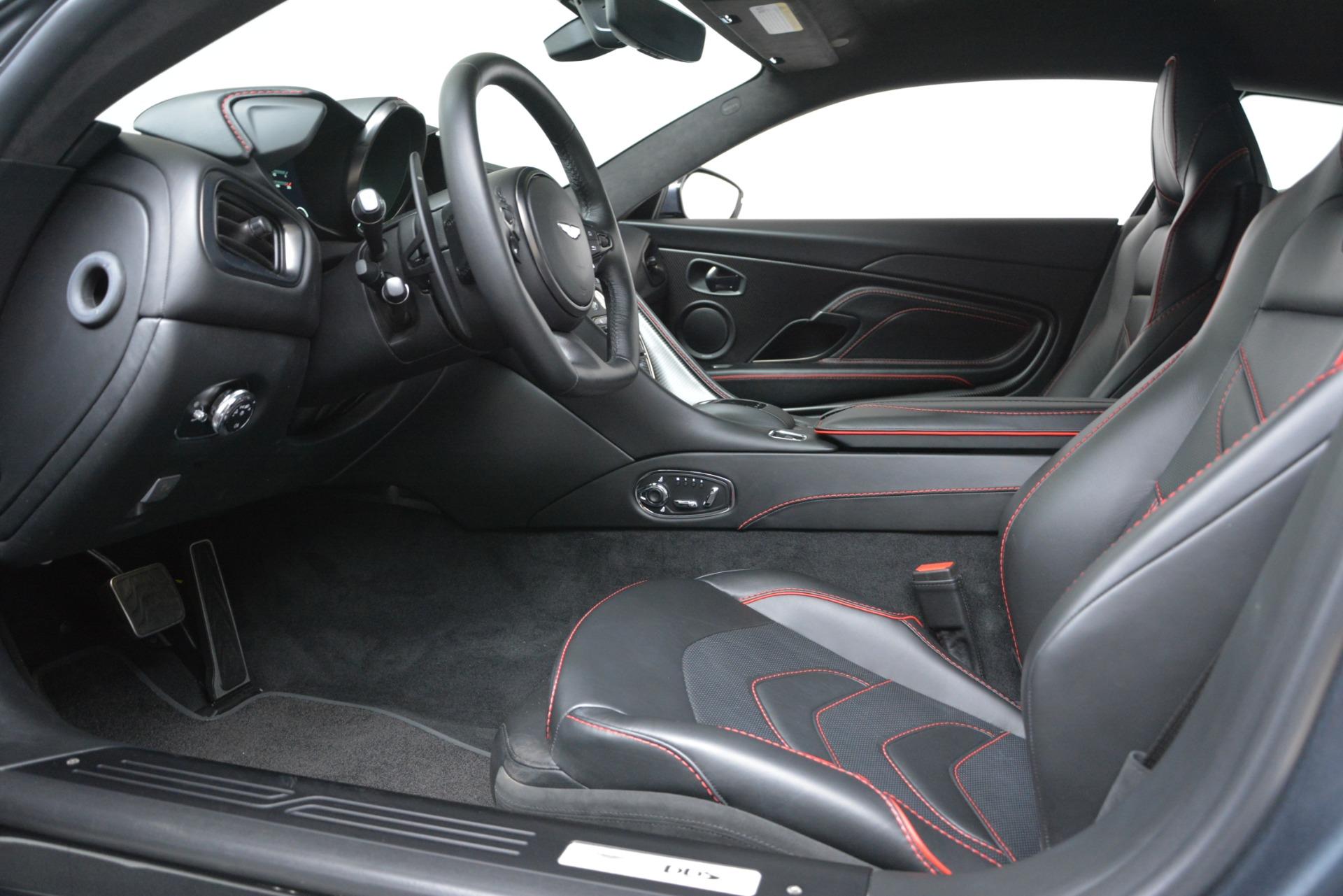 New 2019 Aston Martin DBS Superleggera For Sale In Greenwich, CT 3318_p12
