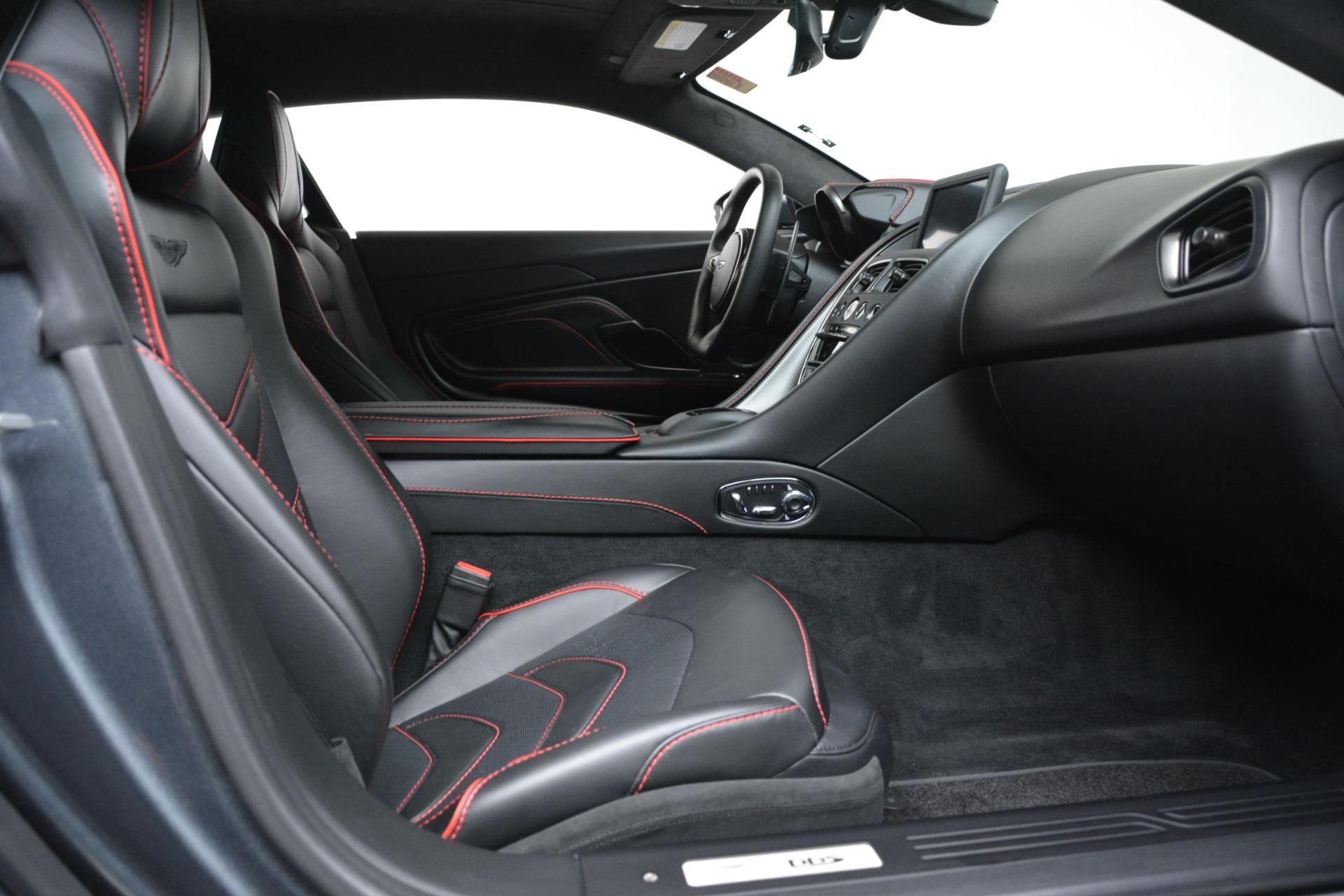 New 2019 Aston Martin DBS Superleggera Coupe For Sale In Greenwich, CT 3318_p15