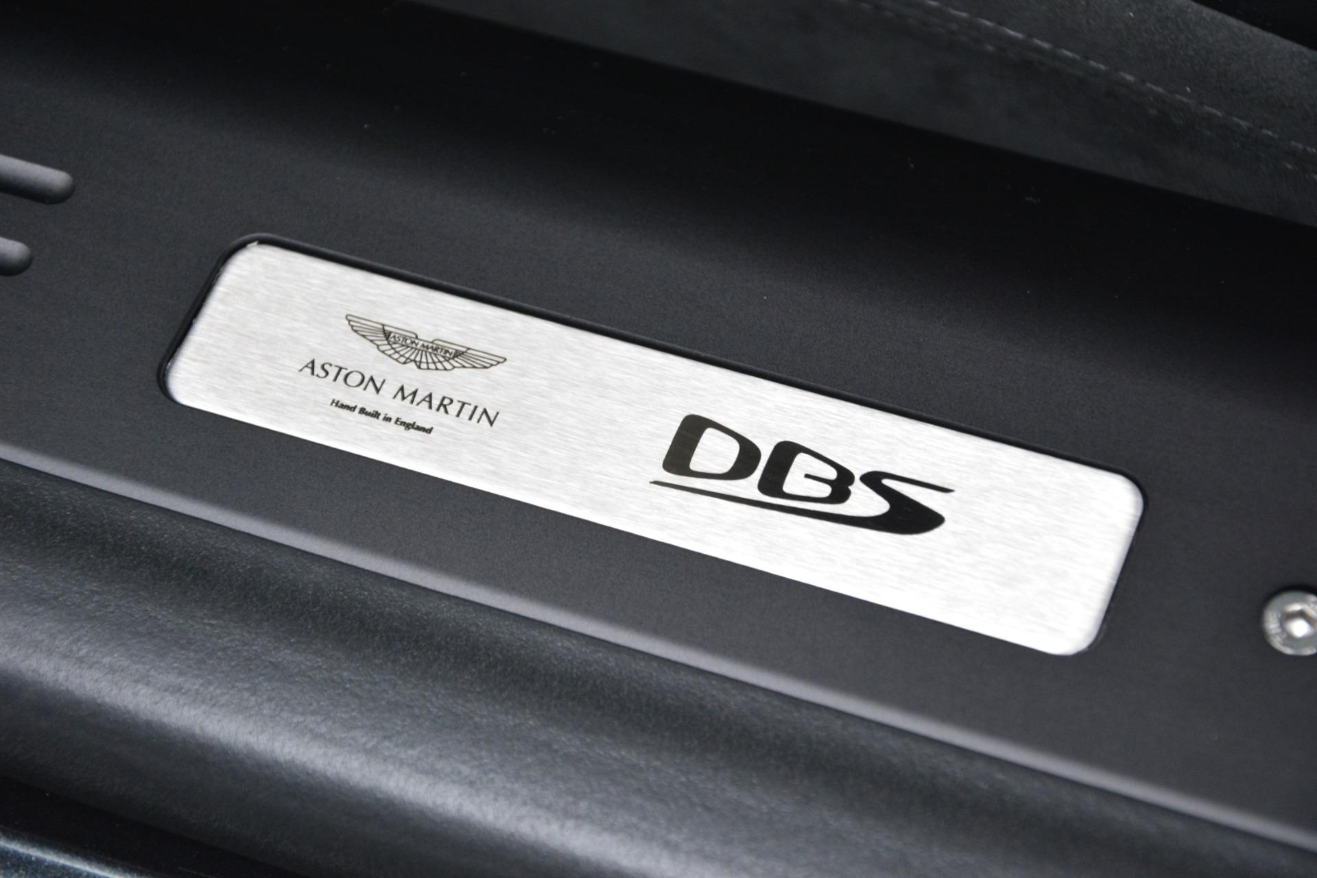 New 2019 Aston Martin DBS Superleggera Coupe For Sale In Greenwich, CT 3318_p20