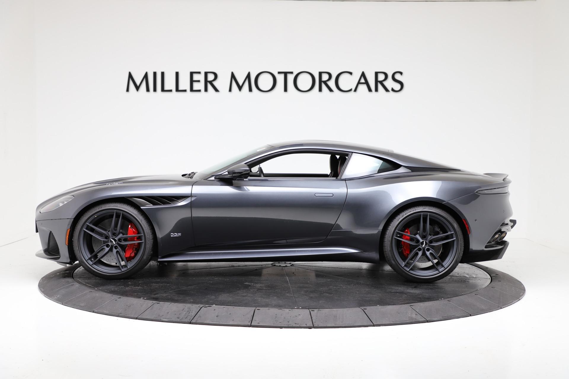 New 2019 Aston Martin DBS Superleggera Coupe For Sale In Greenwich, CT 3318_p3