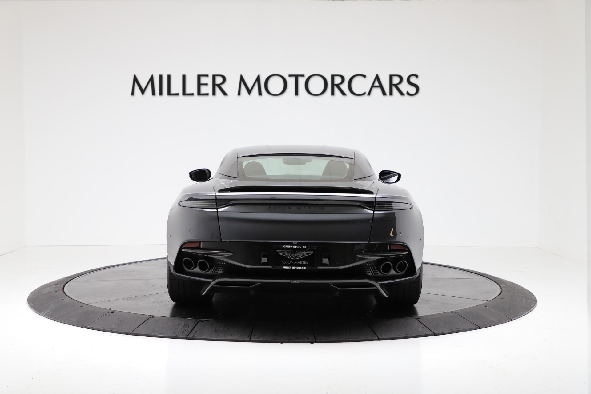 New 2019 Aston Martin DBS Superleggera Coupe For Sale In Greenwich, CT 3318_p5