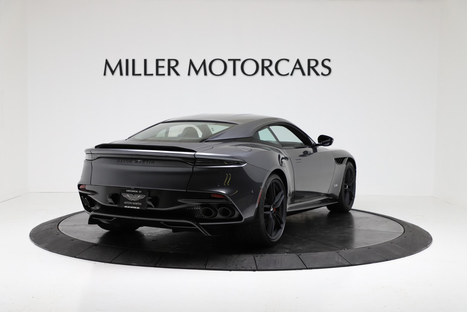 New 2019 Aston Martin DBS Superleggera Coupe For Sale In Greenwich, CT 3318_p6