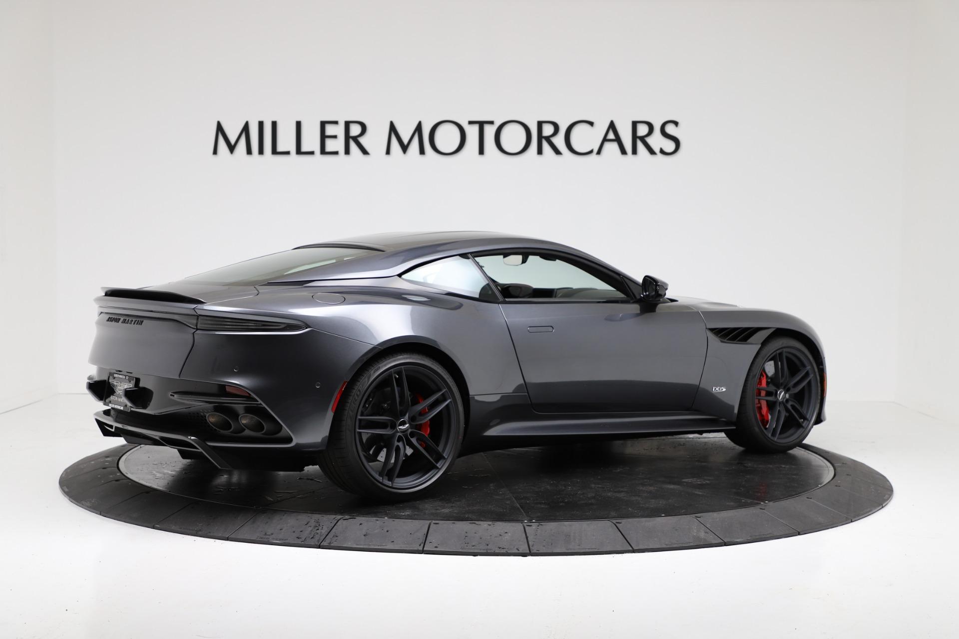 New 2019 Aston Martin DBS Superleggera For Sale In Greenwich, CT 3318_p7