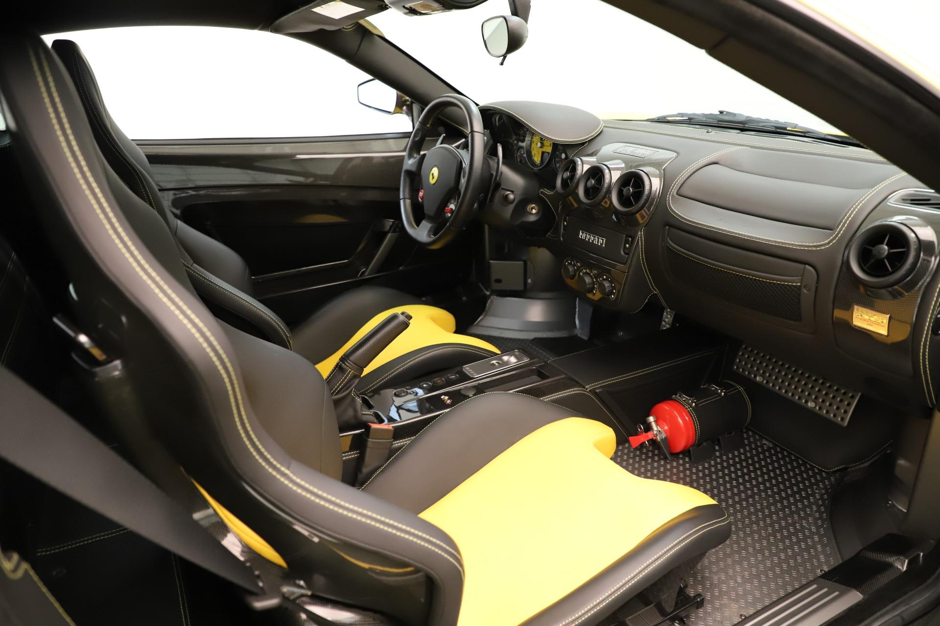 Used 2008 Ferrari F430 Scuderia For Sale In Greenwich, CT 3319_p17