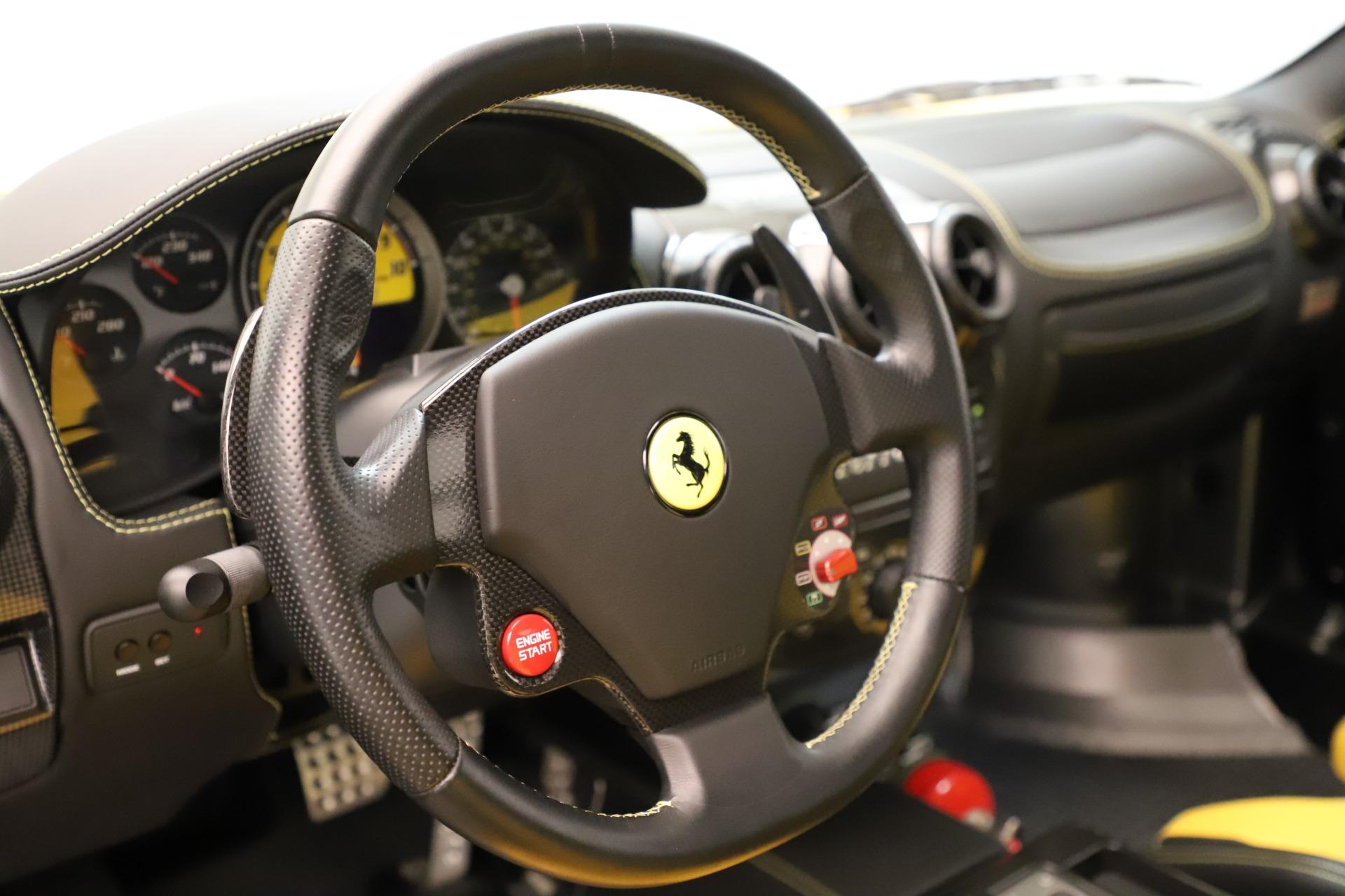 Used 2008 Ferrari F430 Scuderia For Sale In Greenwich, CT 3319_p21