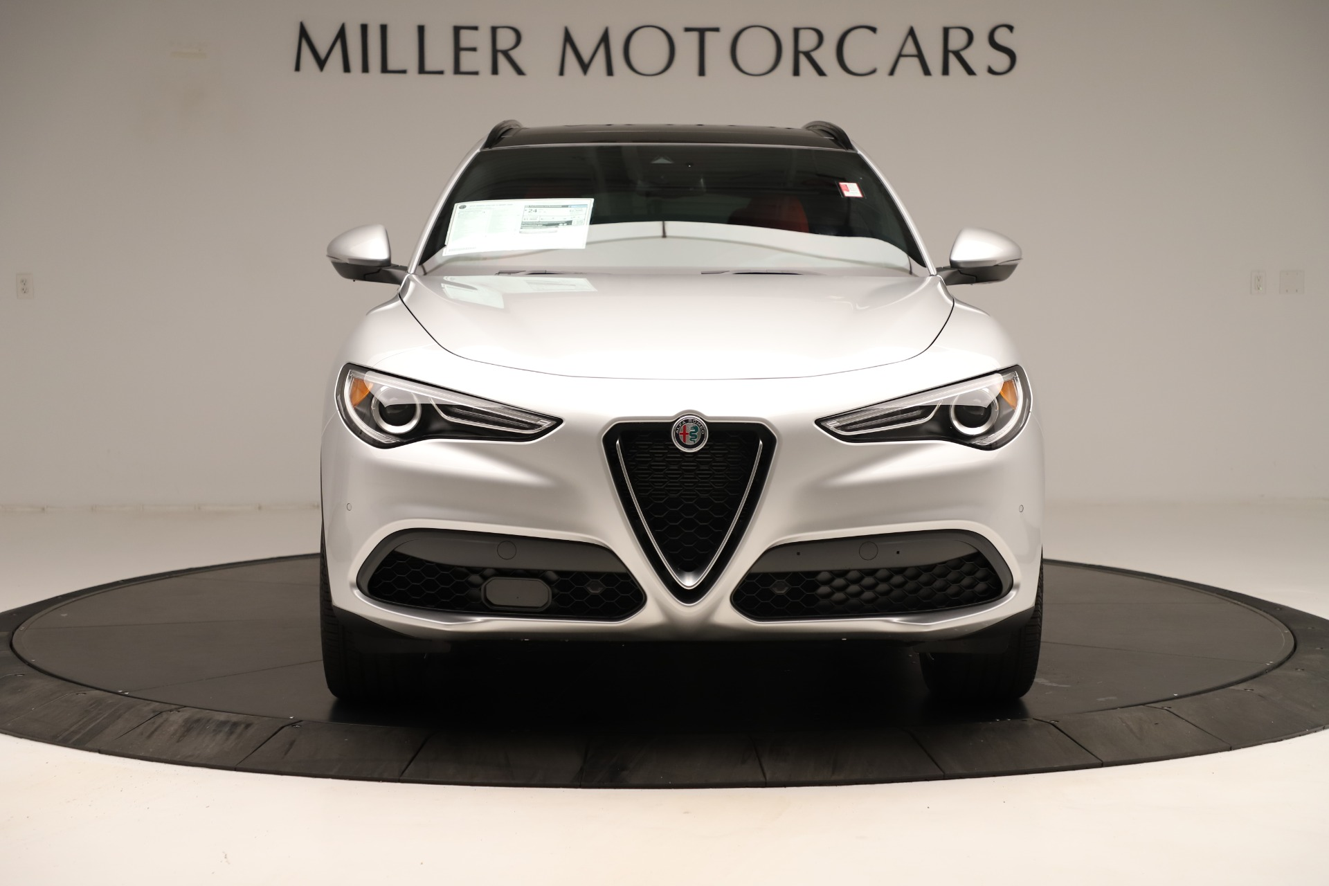 New 2019 Alfa Romeo Stelvio Ti Sport Q4 For Sale In Greenwich, CT 3323_p12