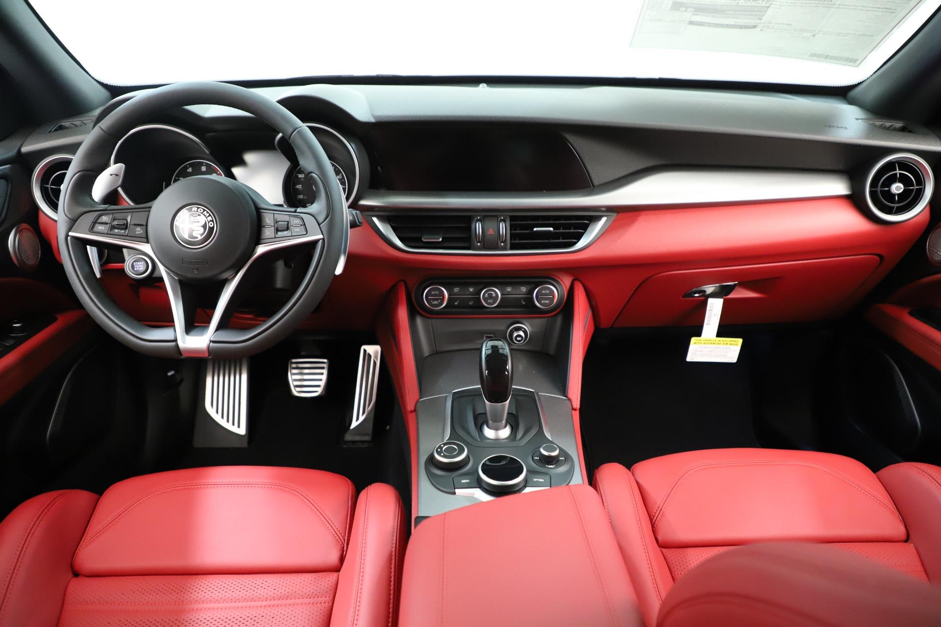 New 2019 Alfa Romeo Stelvio Ti Sport Q4 For Sale In Greenwich, CT 3323_p16