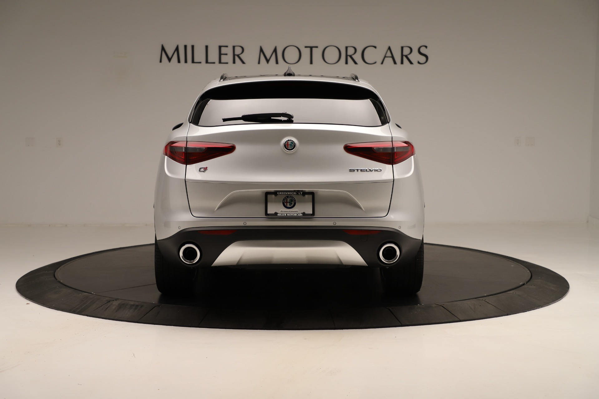 New 2019 Alfa Romeo Stelvio Ti Sport Q4 For Sale In Greenwich, CT 3323_p6