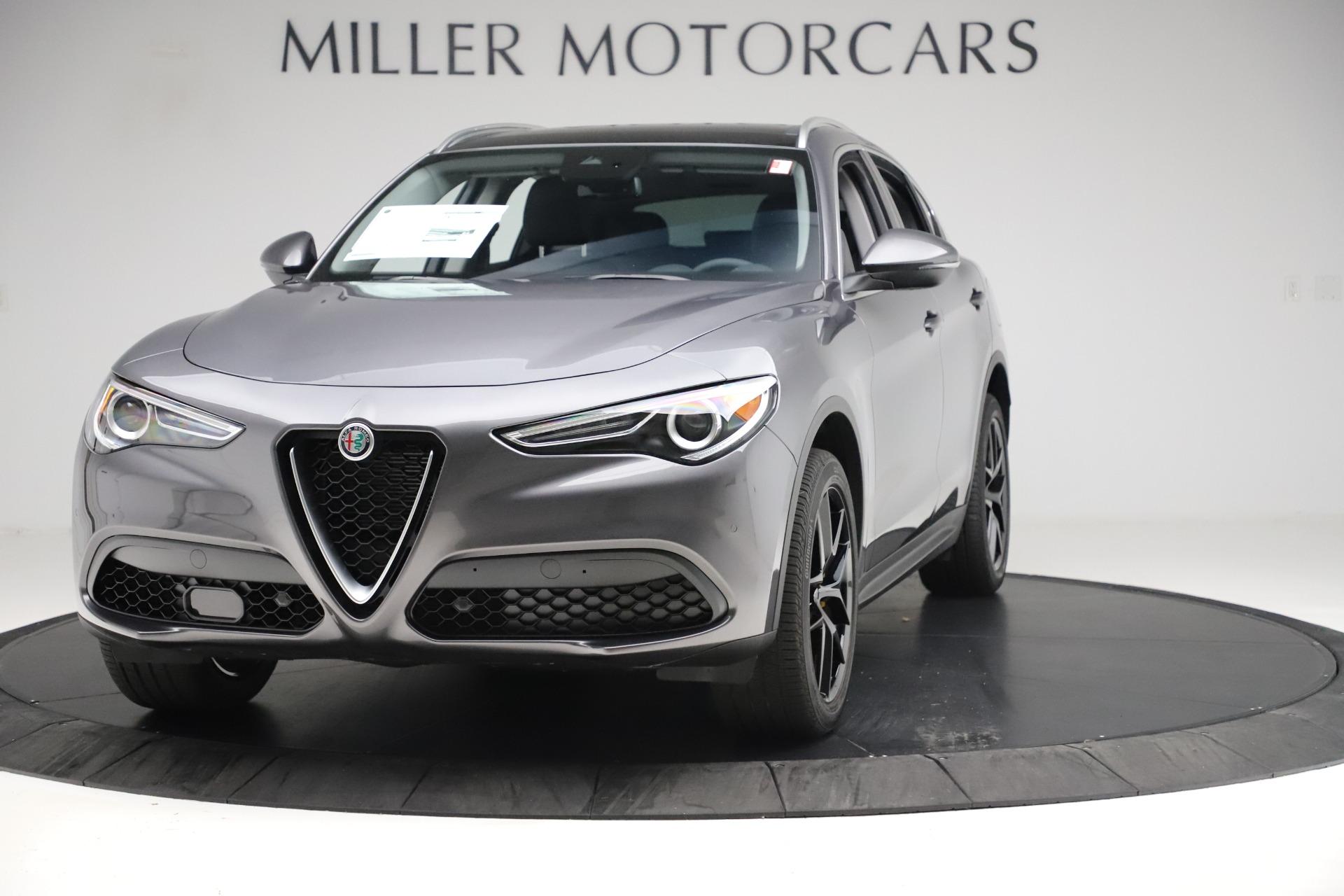 New 2019 Alfa Romeo Stelvio Ti Q4 For Sale In Greenwich, CT 3326_main