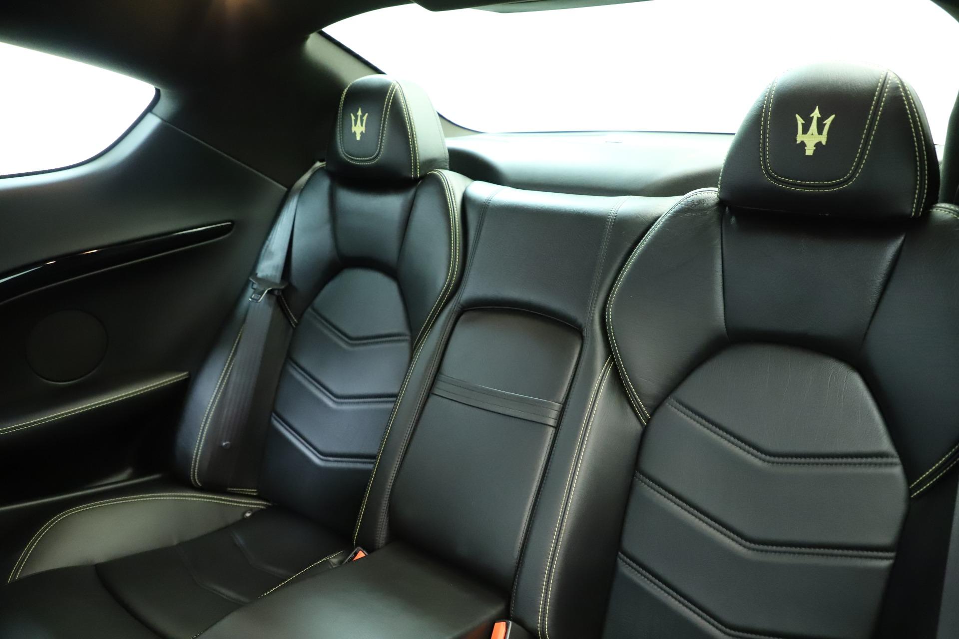 Used 2013 Maserati GranTurismo Sport For Sale In Greenwich, CT 3327_p18