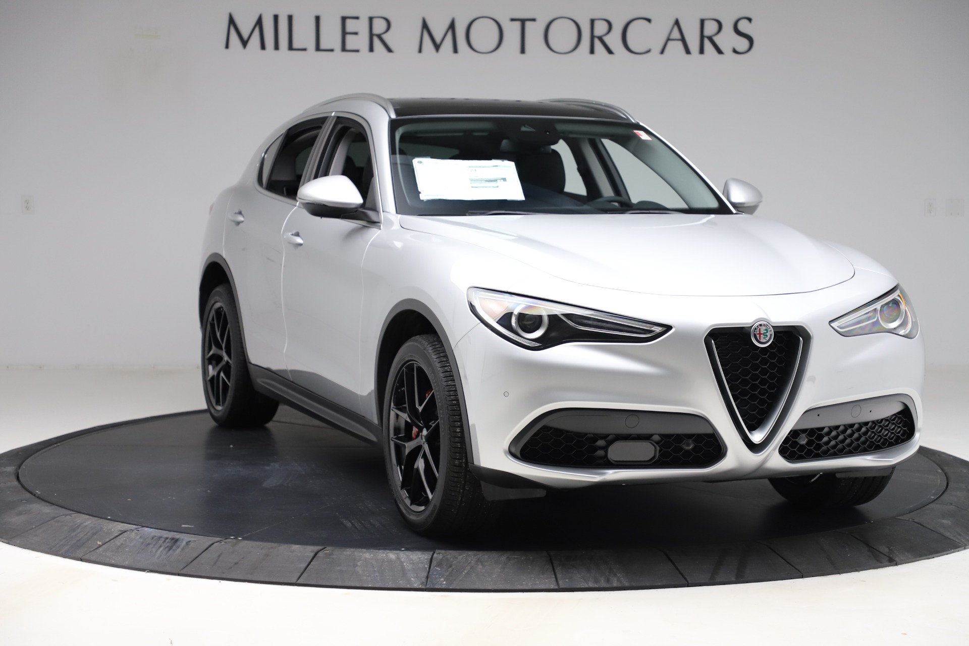 New 2019 Alfa Romeo Stelvio Ti Q4 For Sale In Greenwich, CT 3328_p11