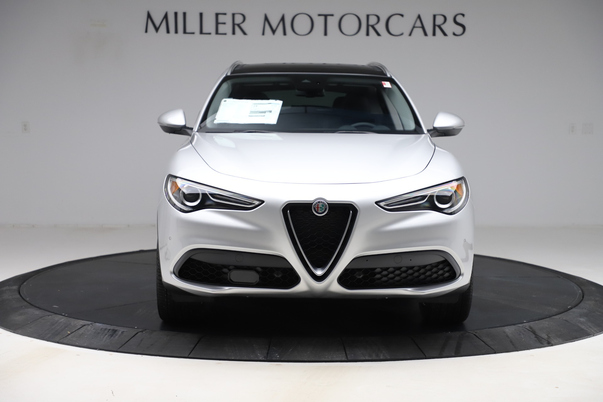 New 2019 Alfa Romeo Stelvio Ti Q4 For Sale In Greenwich, CT 3328_p12
