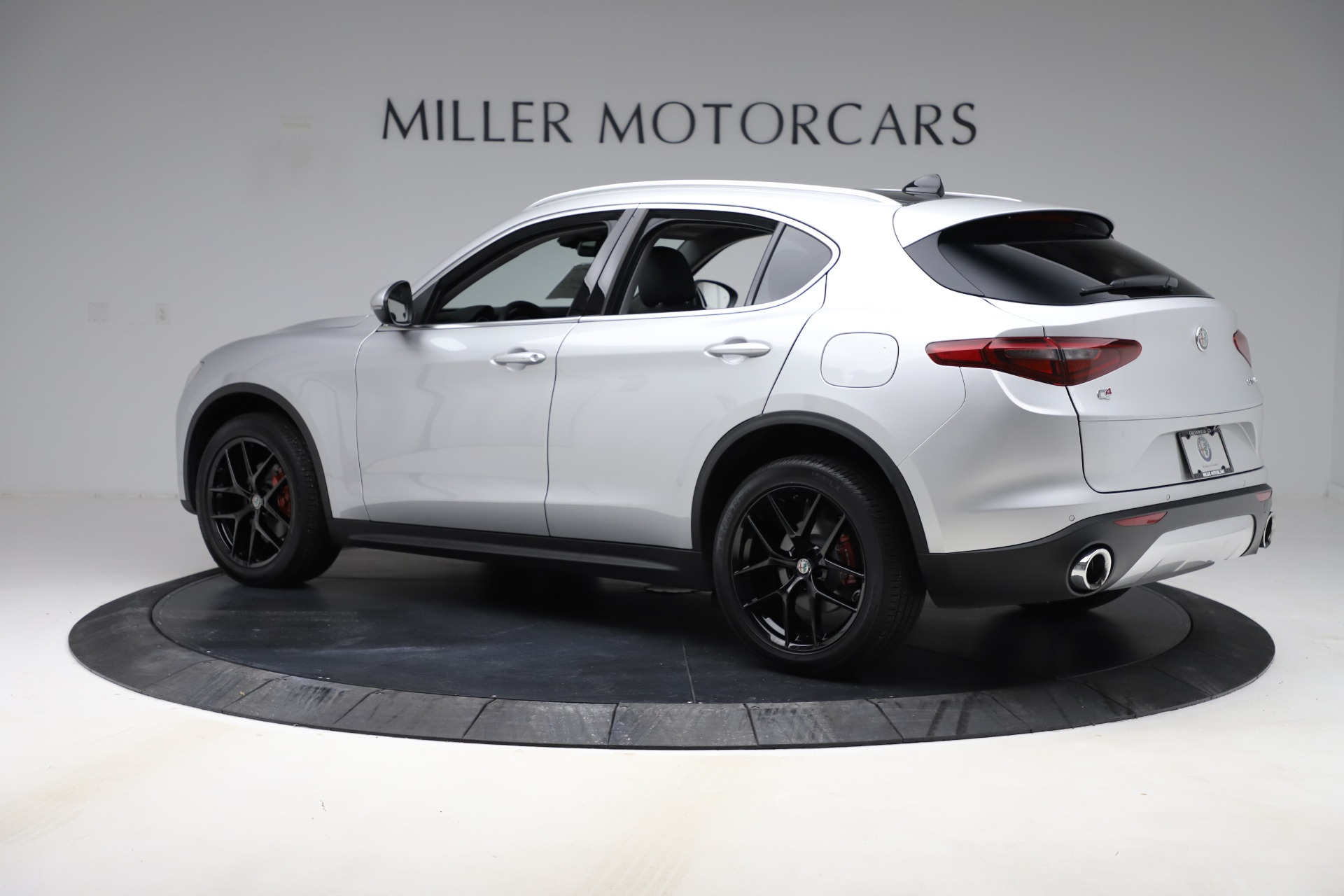 New 2019 Alfa Romeo Stelvio Ti Q4 For Sale In Greenwich, CT 3328_p4