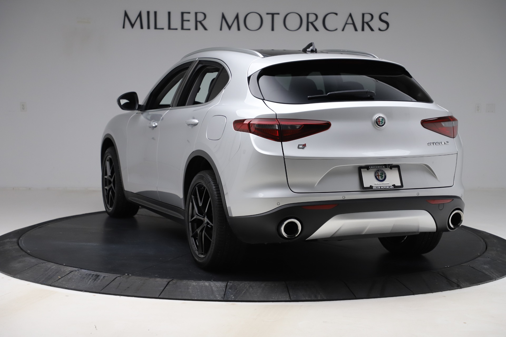 New 2019 Alfa Romeo Stelvio Ti Q4 For Sale In Greenwich, CT 3328_p5