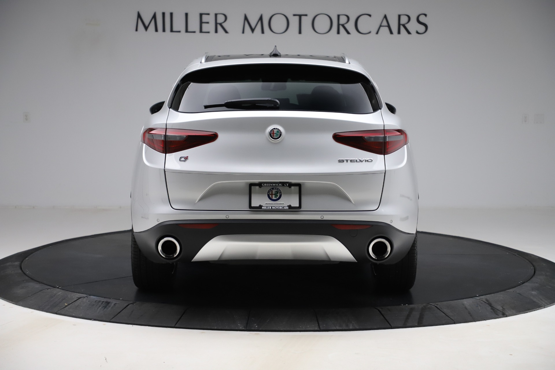 New 2019 Alfa Romeo Stelvio Ti Q4 For Sale In Greenwich, CT 3328_p6