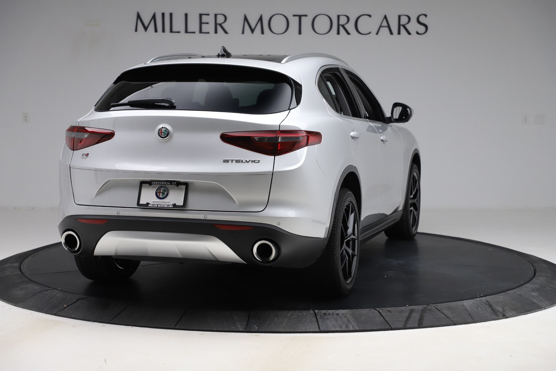 New 2019 Alfa Romeo Stelvio Ti Q4 For Sale In Greenwich, CT 3328_p7