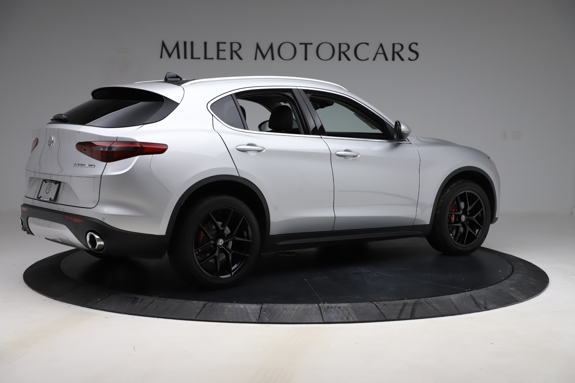 New 2019 Alfa Romeo Stelvio Ti Q4 For Sale In Greenwich, CT 3328_p8