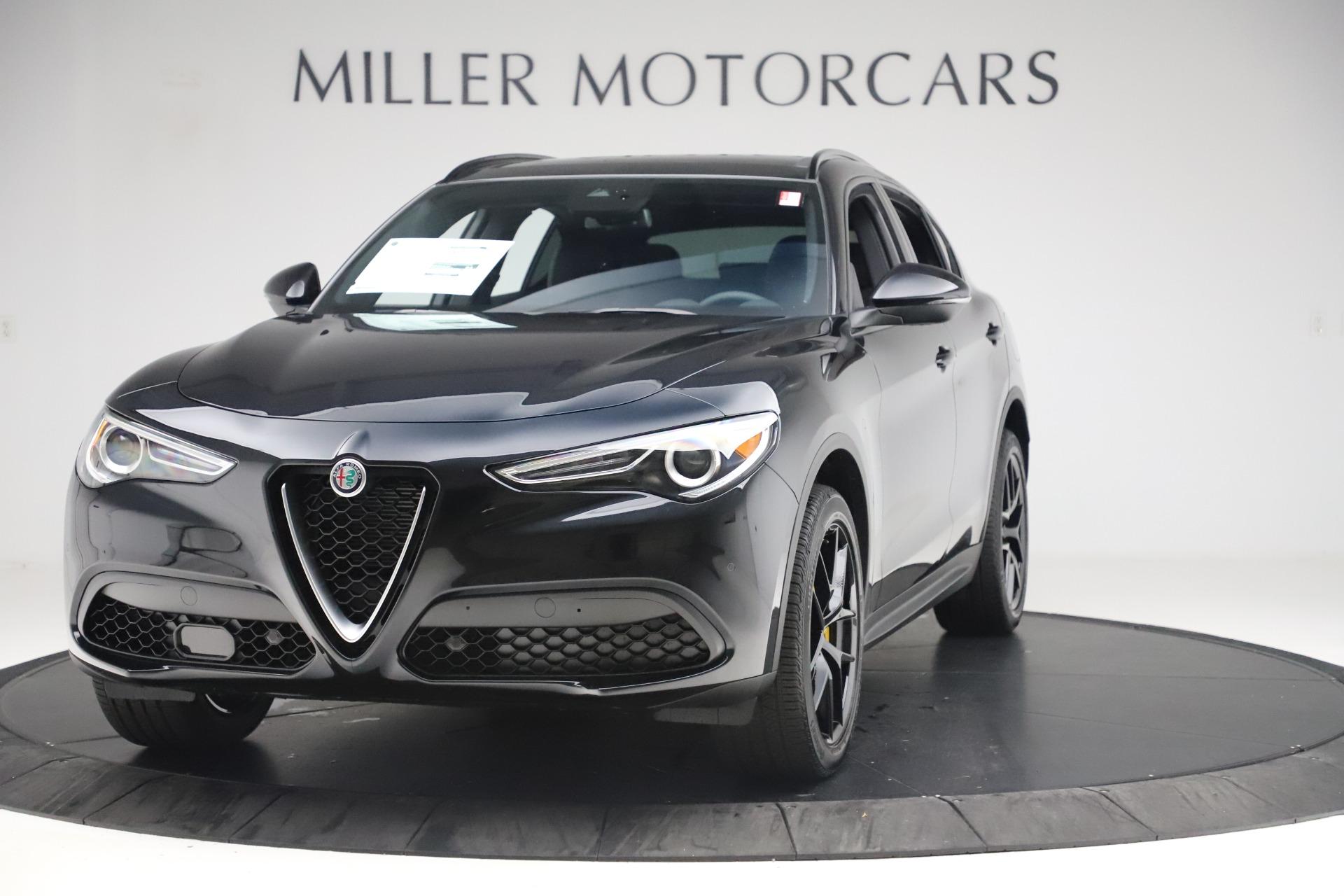 New 2019 Alfa Romeo Stelvio Ti Q4 For Sale In Greenwich, CT 3330_main