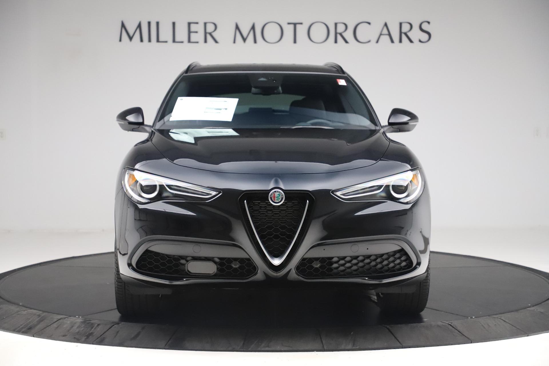 New 2019 Alfa Romeo Stelvio Ti Q4 For Sale In Greenwich, CT 3330_p12