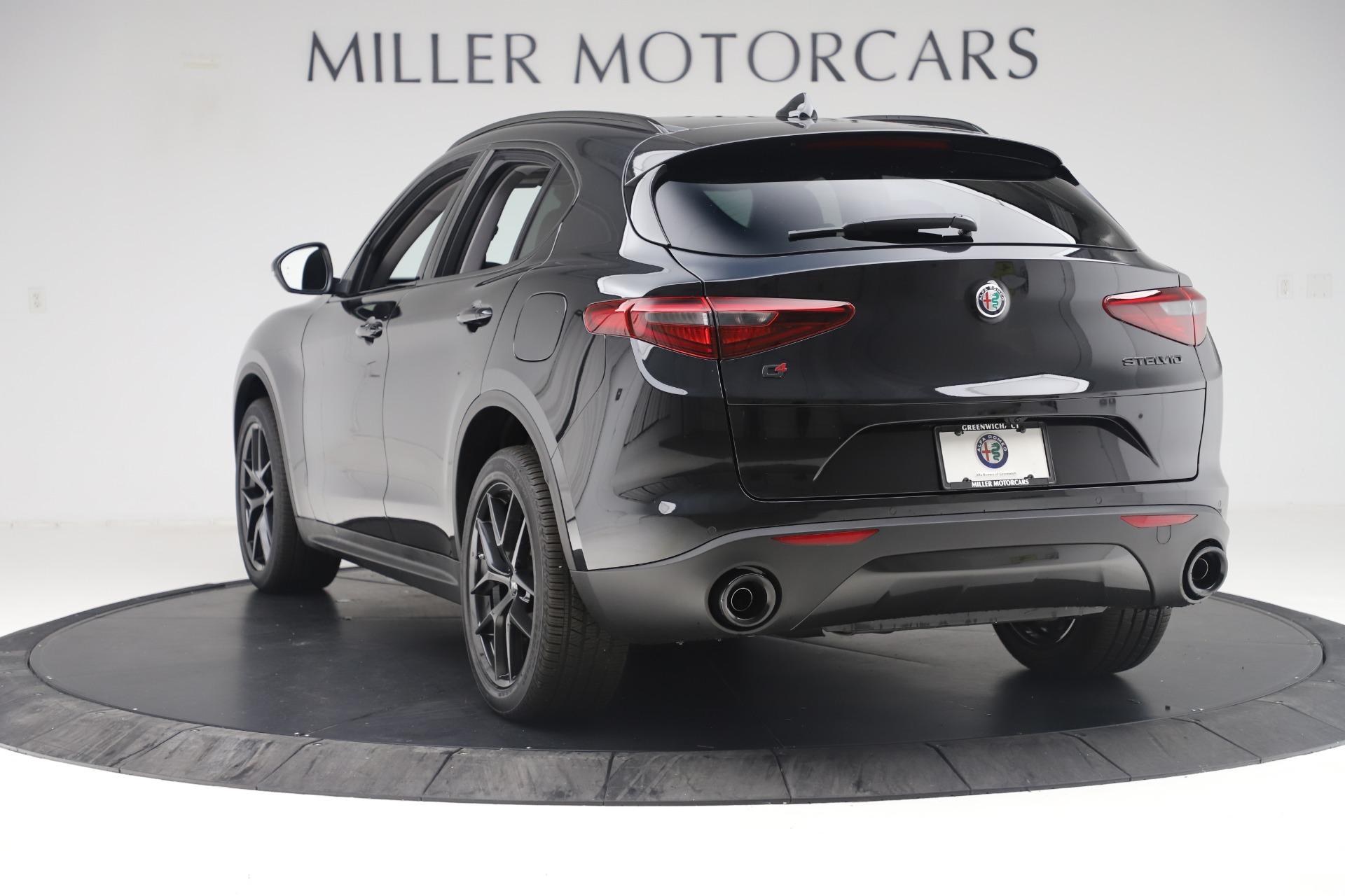 New 2019 Alfa Romeo Stelvio Ti Q4 For Sale In Greenwich, CT 3331_p5