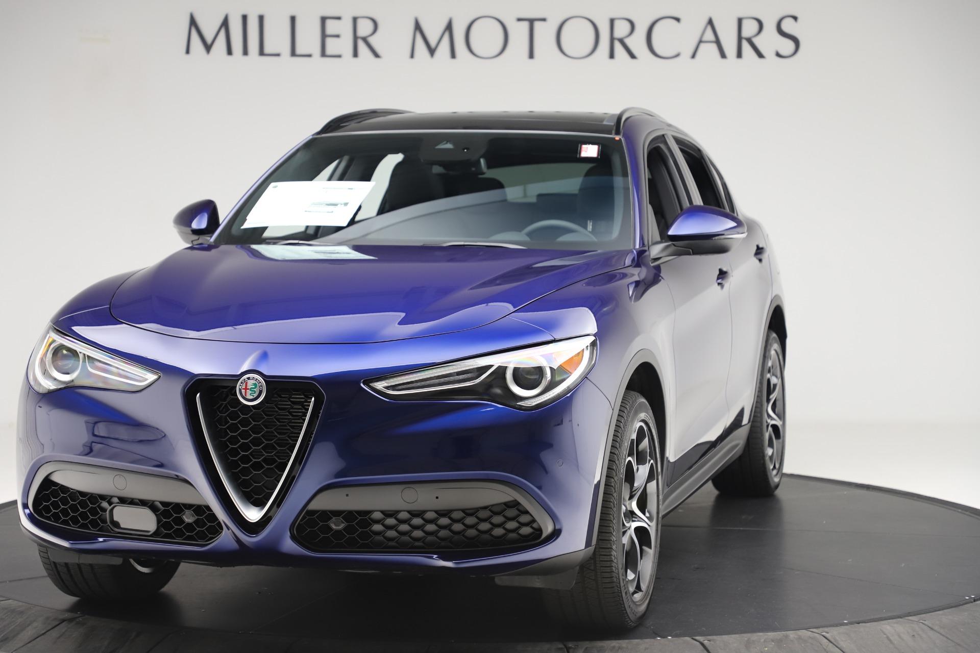 New 2019 Alfa Romeo Stelvio Ti Sport Q4 For Sale In Greenwich, CT 3334_main