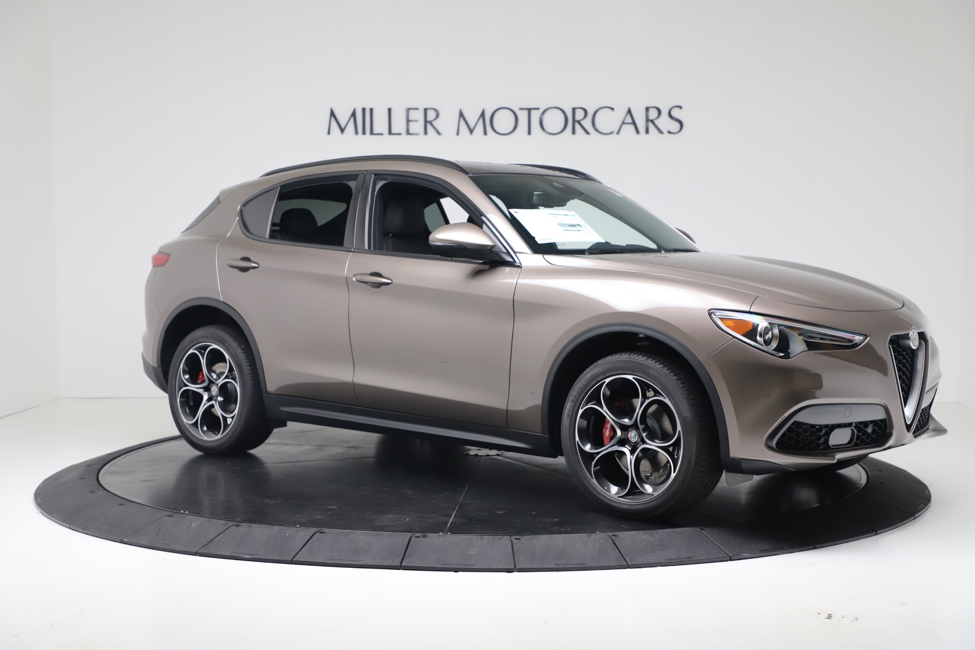 New 2019 Alfa Romeo Stelvio Ti Sport Q4 For Sale In Greenwich, CT 3337_p10