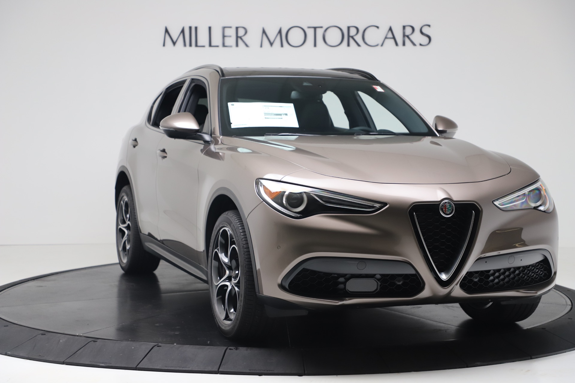 New 2019 Alfa Romeo Stelvio Ti Sport Q4 For Sale In Greenwich, CT 3337_p11