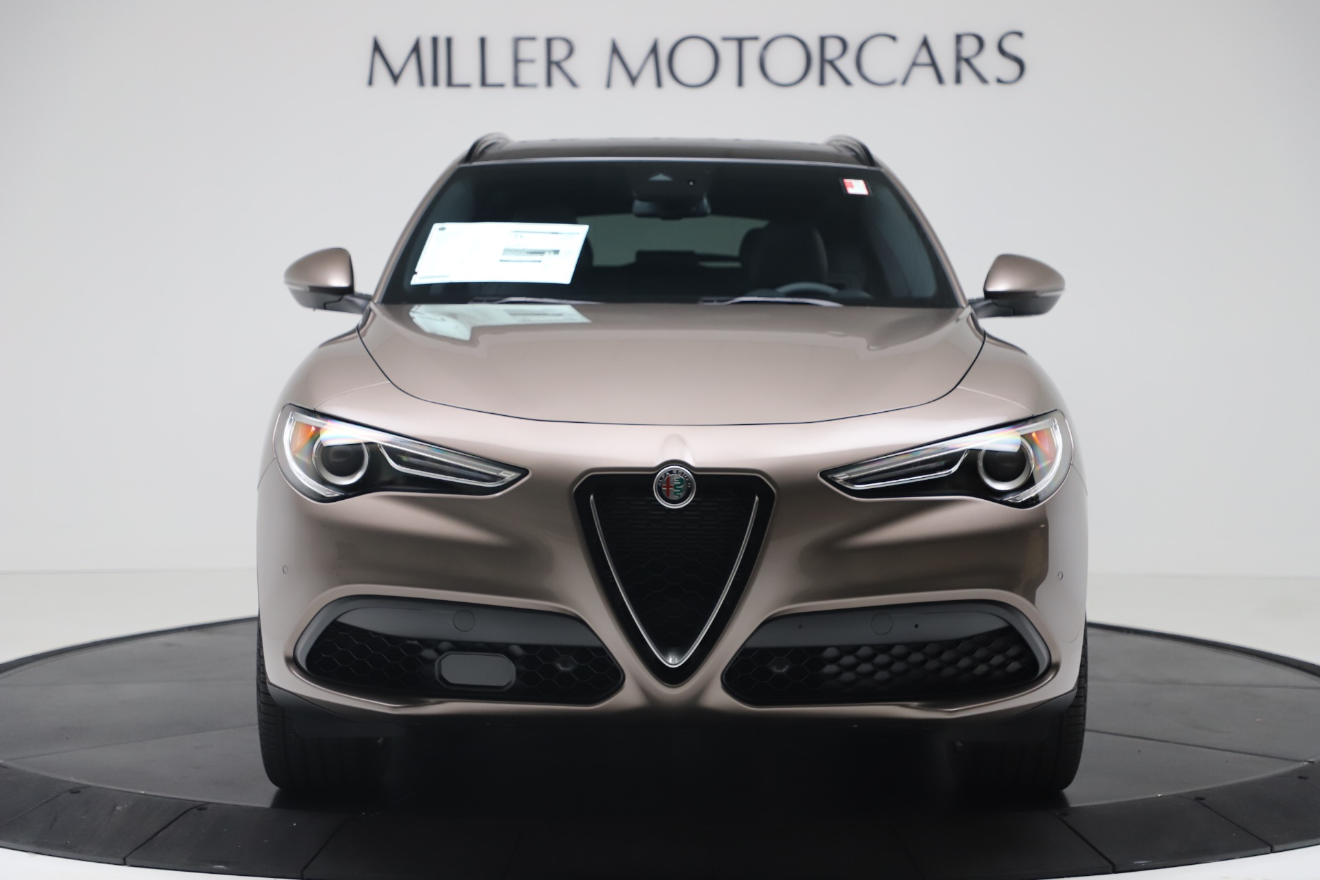 New 2019 Alfa Romeo Stelvio Ti Sport Q4 For Sale In Greenwich, CT 3337_p12
