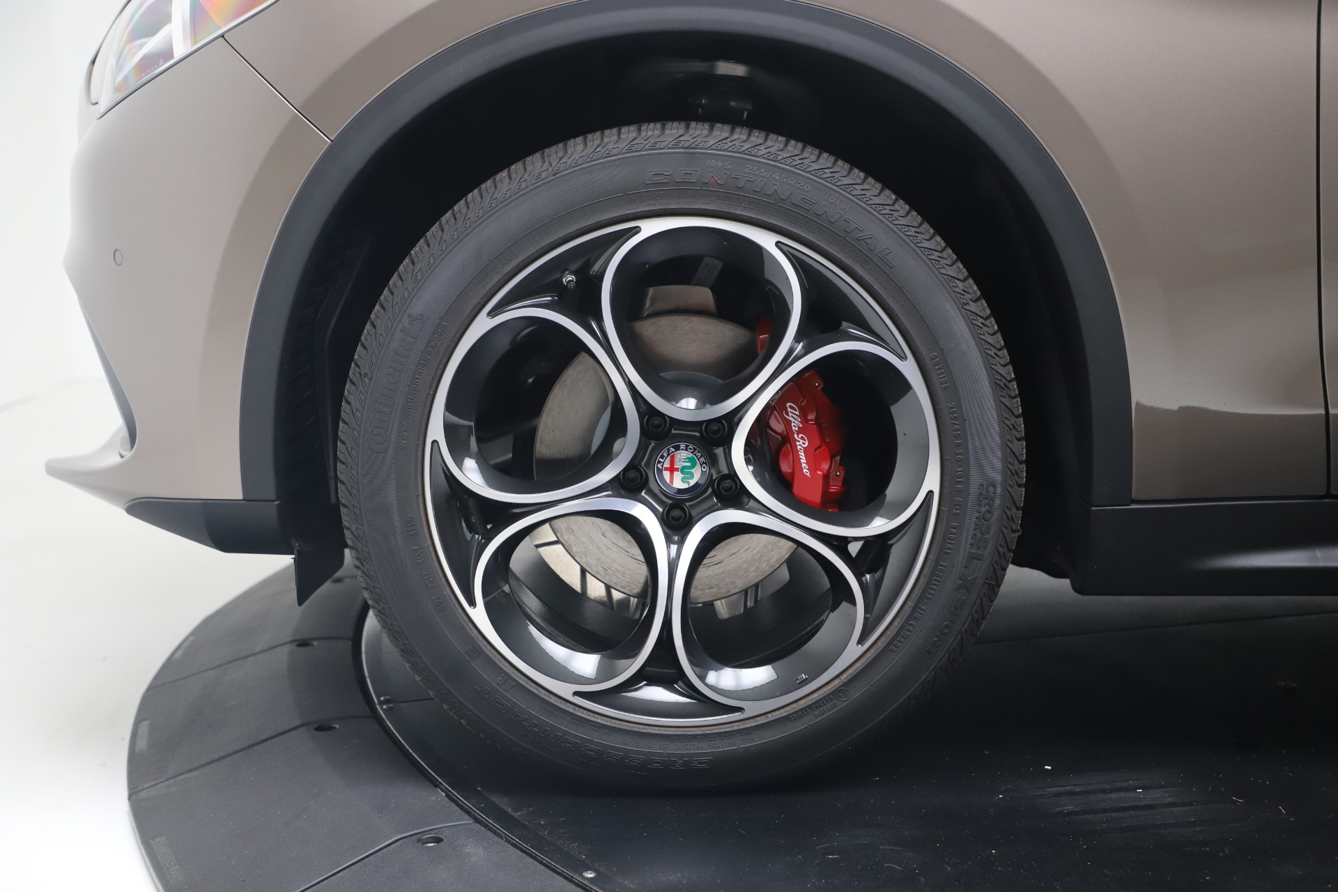 New 2019 Alfa Romeo Stelvio Ti Sport Q4 For Sale In Greenwich, CT 3337_p30