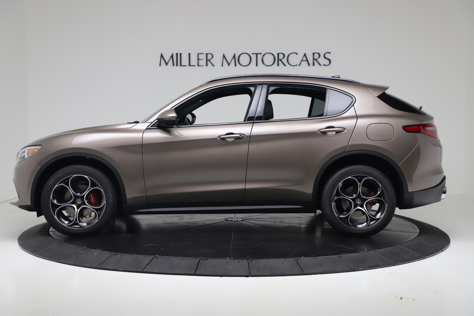 New 2019 Alfa Romeo Stelvio Ti Sport Q4 For Sale In Greenwich, CT 3337_p3
