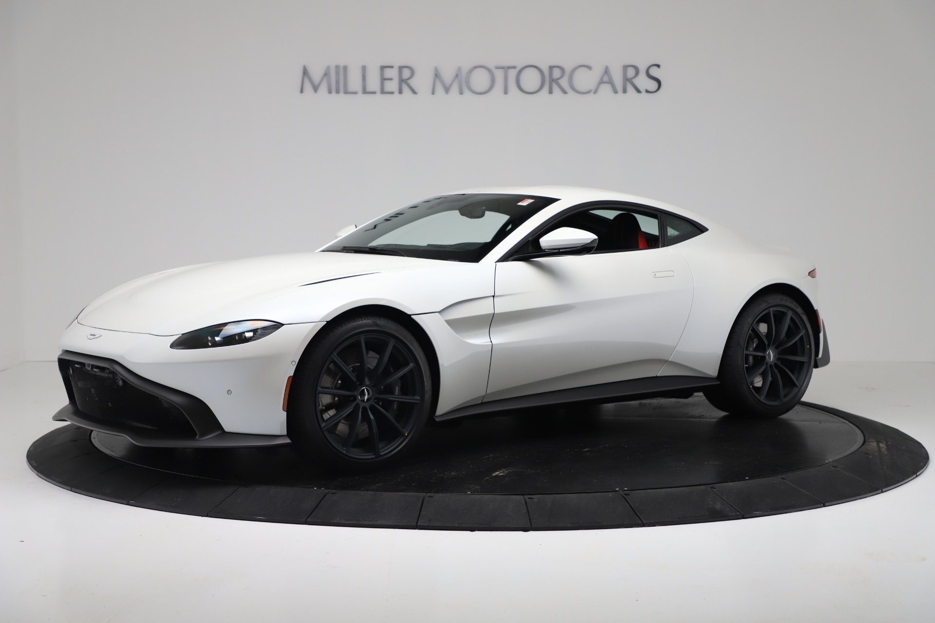 New 2020 Aston Martin Vantage Coupe For Sale In Greenwich, CT 3342_main