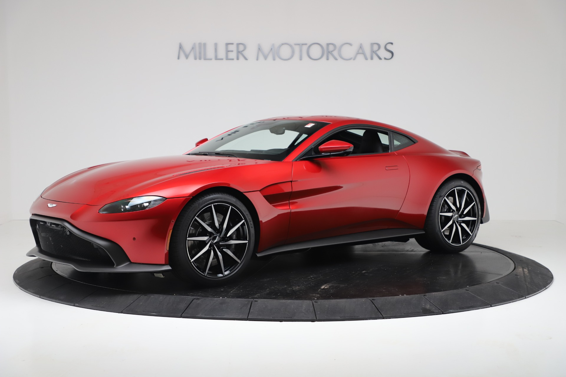 New 2020 Aston Martin Vantage Coupe For Sale In Greenwich, CT 3343_main