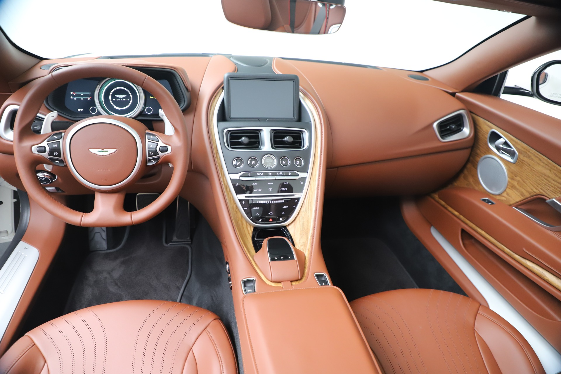 New 2019 Aston Martin DB11 V8 For Sale In Greenwich, CT 3344_p26