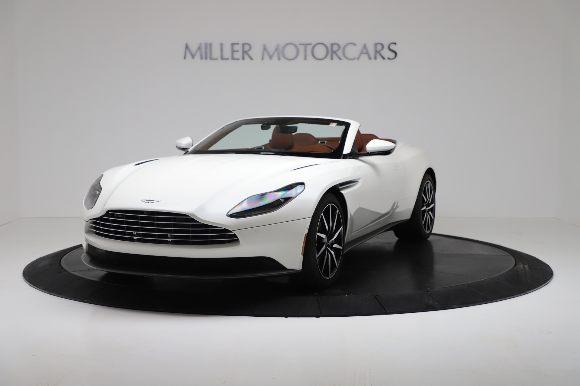 New 2019 Aston Martin DB11 V8 For Sale In Greenwich, CT 3344_p2