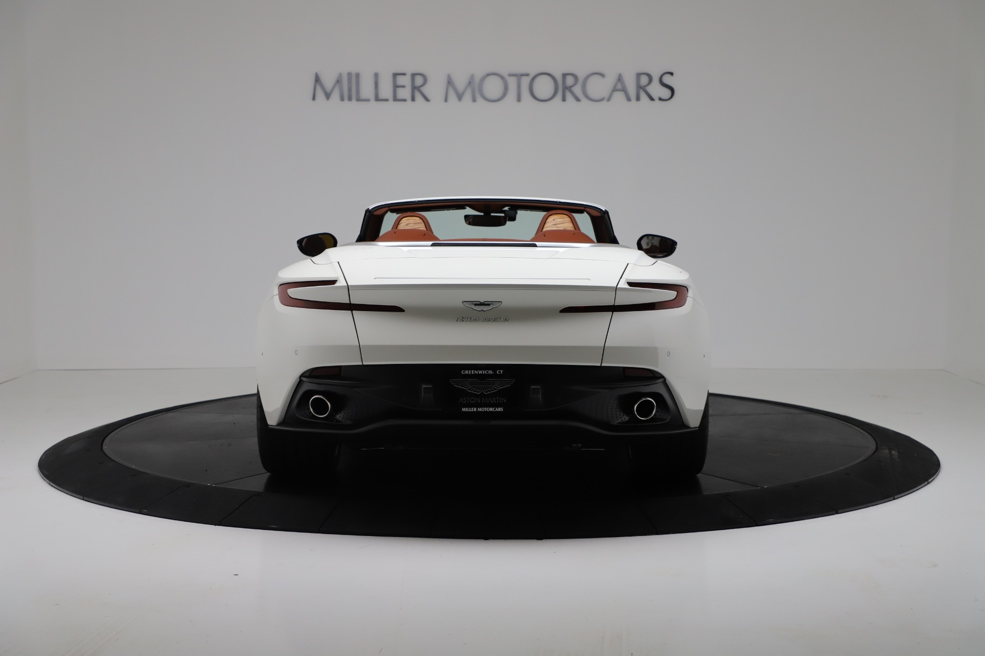 New 2019 Aston Martin DB11 V8 For Sale In Greenwich, CT 3344_p6