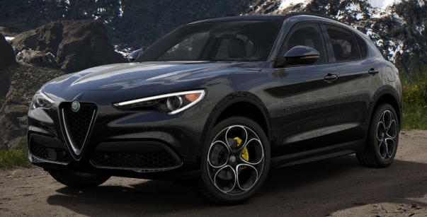 New 2019 Alfa Romeo Stelvio Ti Sport Q4 For Sale In Greenwich, CT