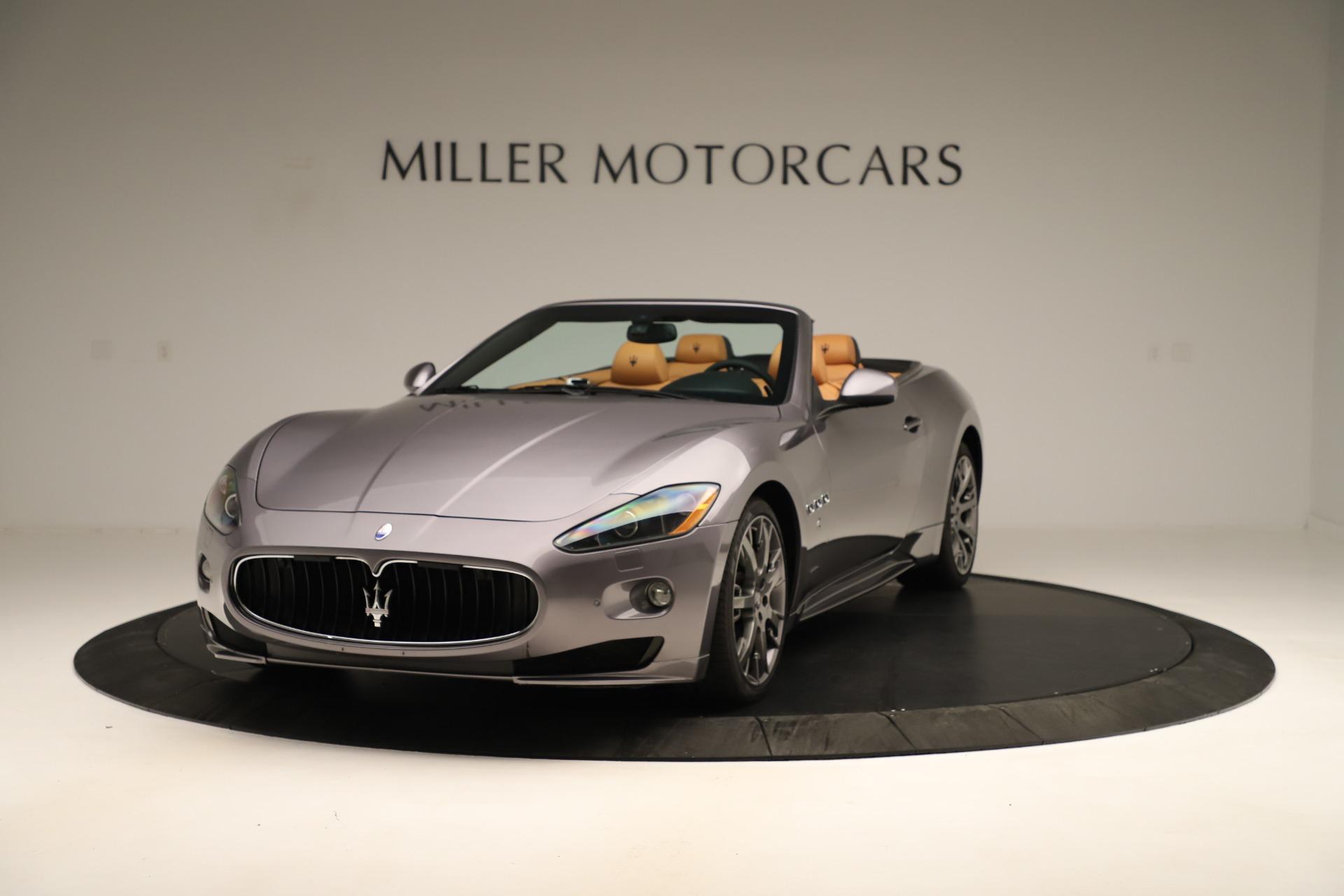 Used 2012 Maserati GranTurismo Sport For Sale In Greenwich, CT 3348_main
