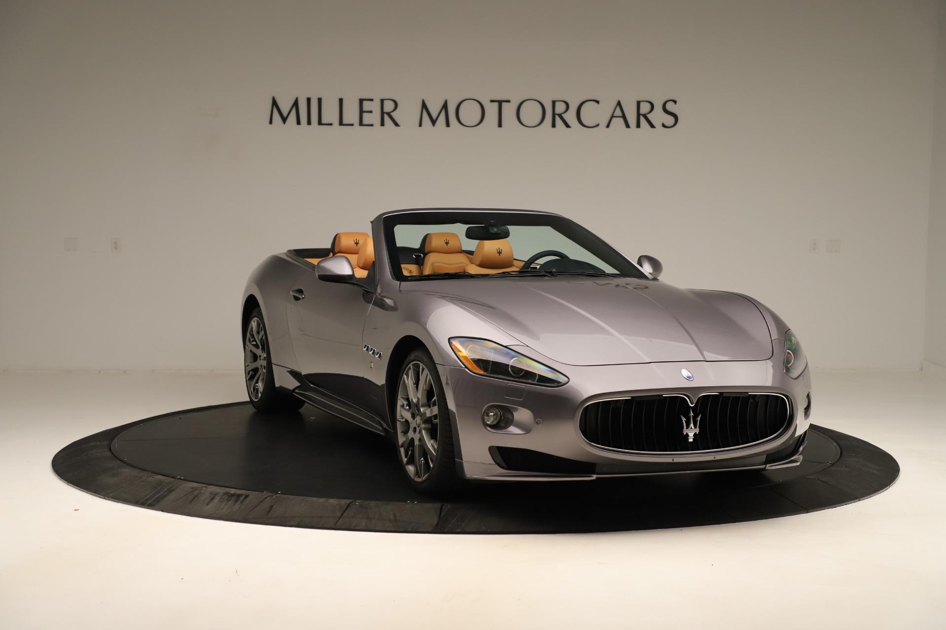 Used 2012 Maserati GranTurismo Sport For Sale In Greenwich, CT 3348_p11