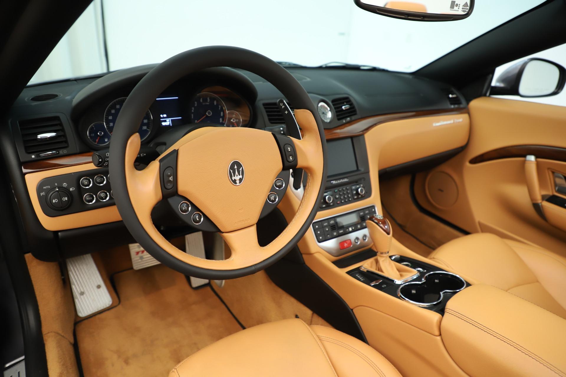 Used 2012 Maserati GranTurismo Sport For Sale In Greenwich, CT 3348_p19