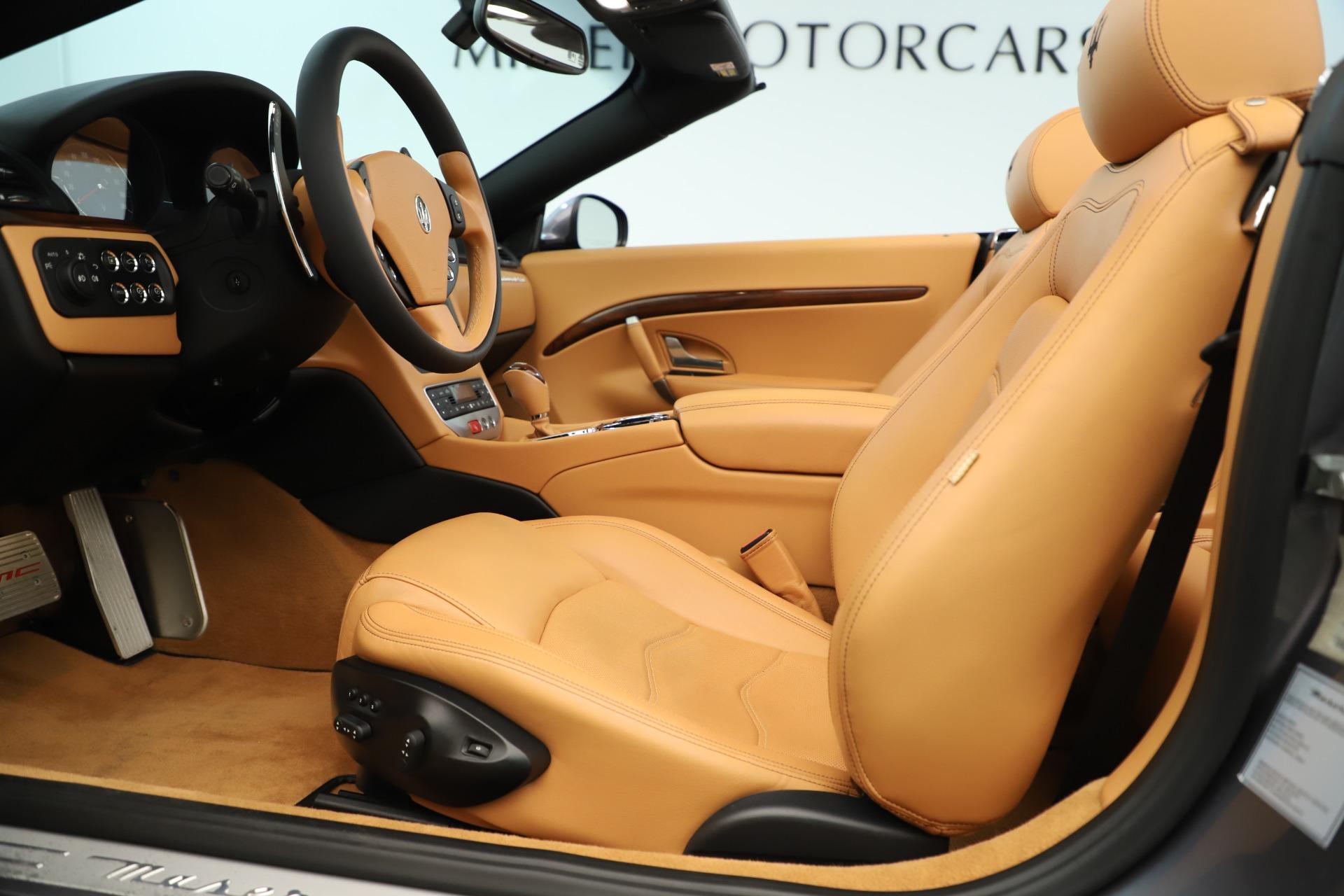 Used 2012 Maserati GranTurismo Sport For Sale In Greenwich, CT 3348_p20
