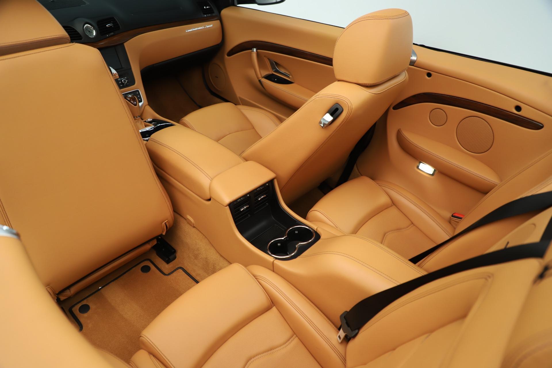 Used 2012 Maserati GranTurismo Sport For Sale In Greenwich, CT 3348_p25