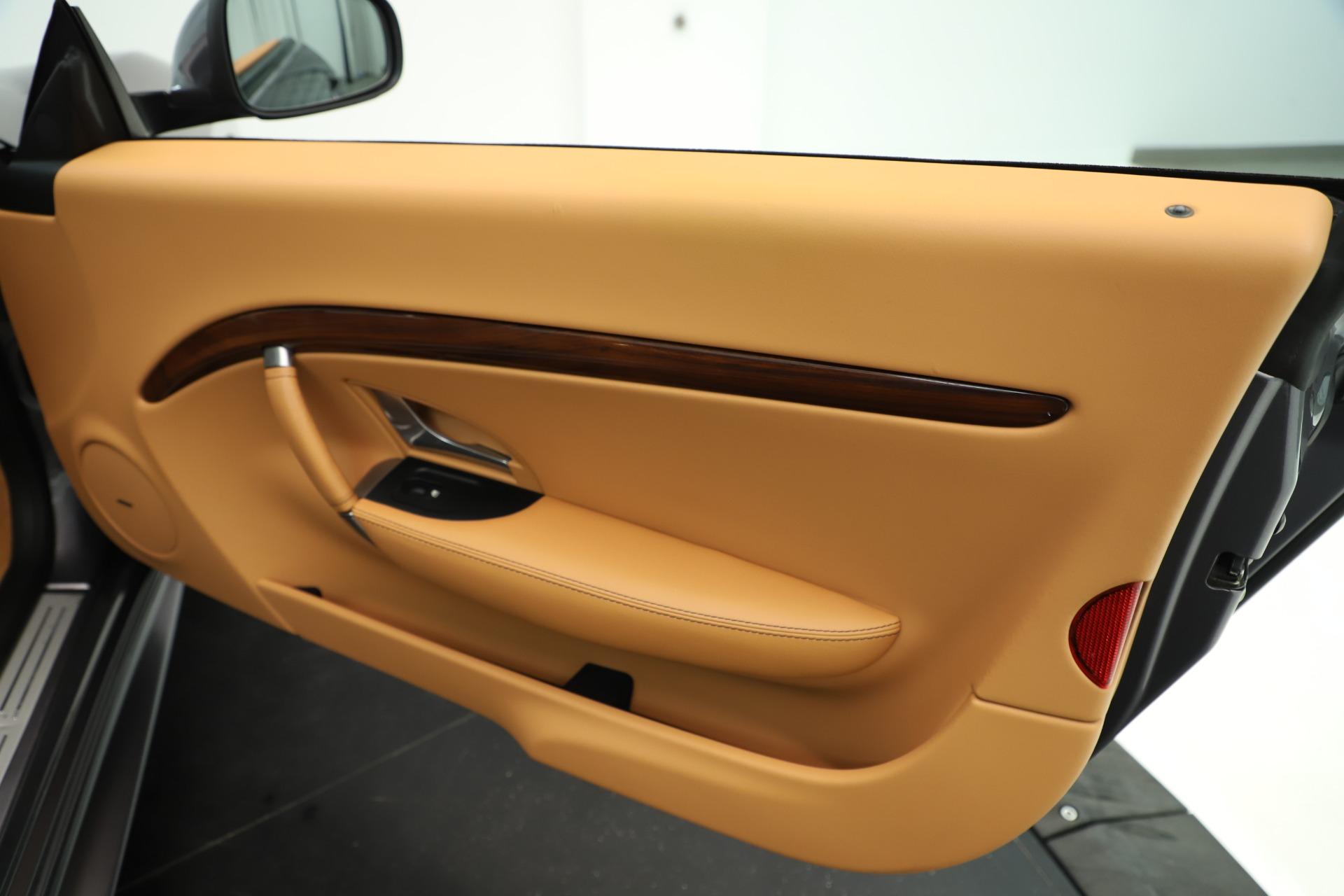 Used 2012 Maserati GranTurismo Sport For Sale In Greenwich, CT 3348_p31